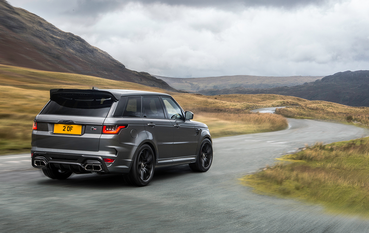 New Range Rover Velar >> Overfinch - The Ultimate Expression of the Range Rover Icon