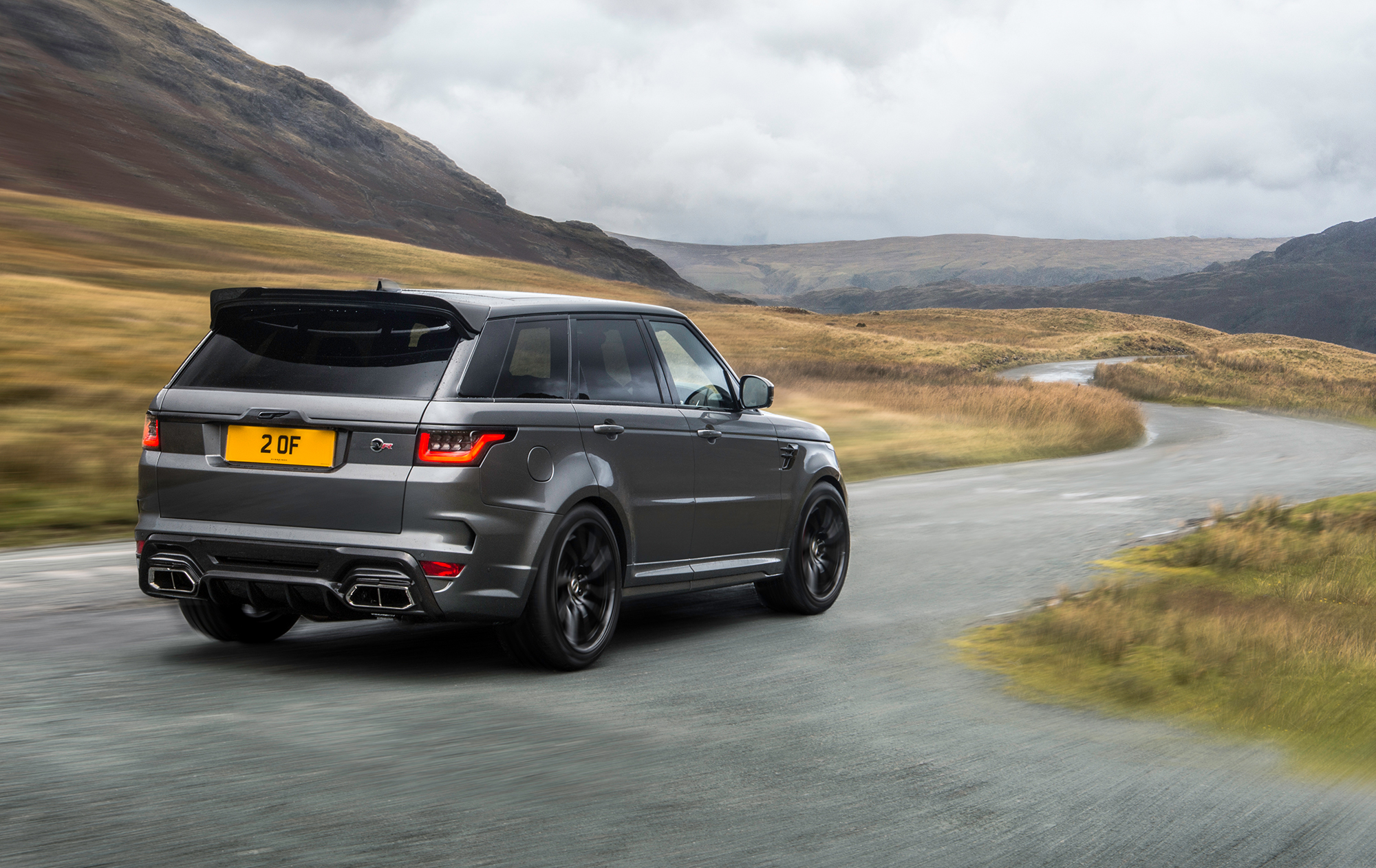 Range Rover Overfinch >> Overfinch The Ultimate Expression Of The Range Rover Icon