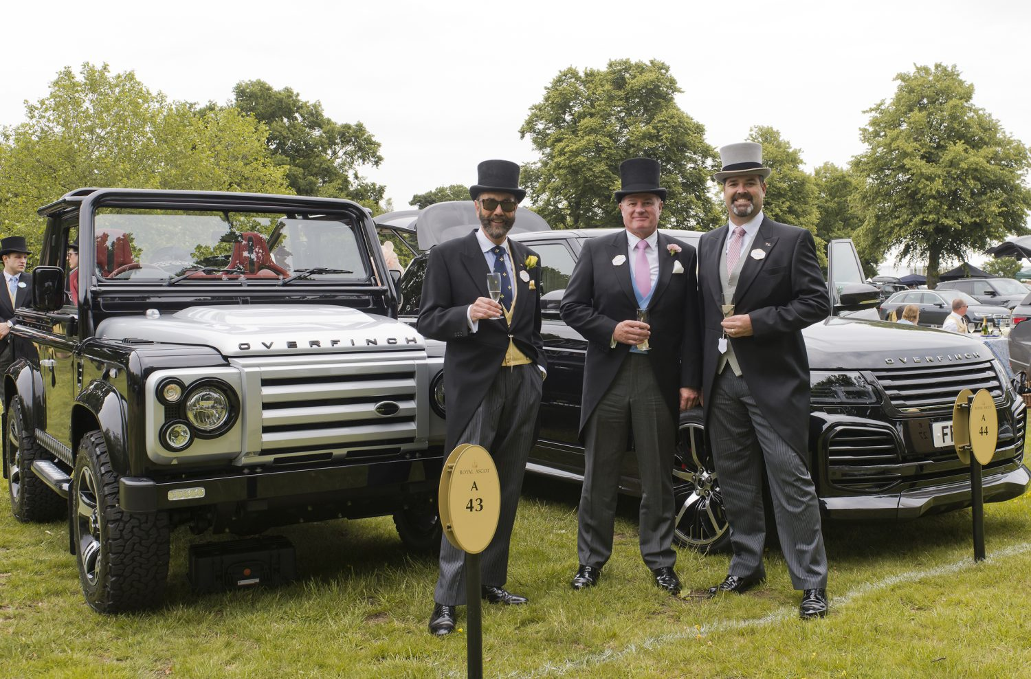 Overfinch at Royal Ascot - Overfinch US