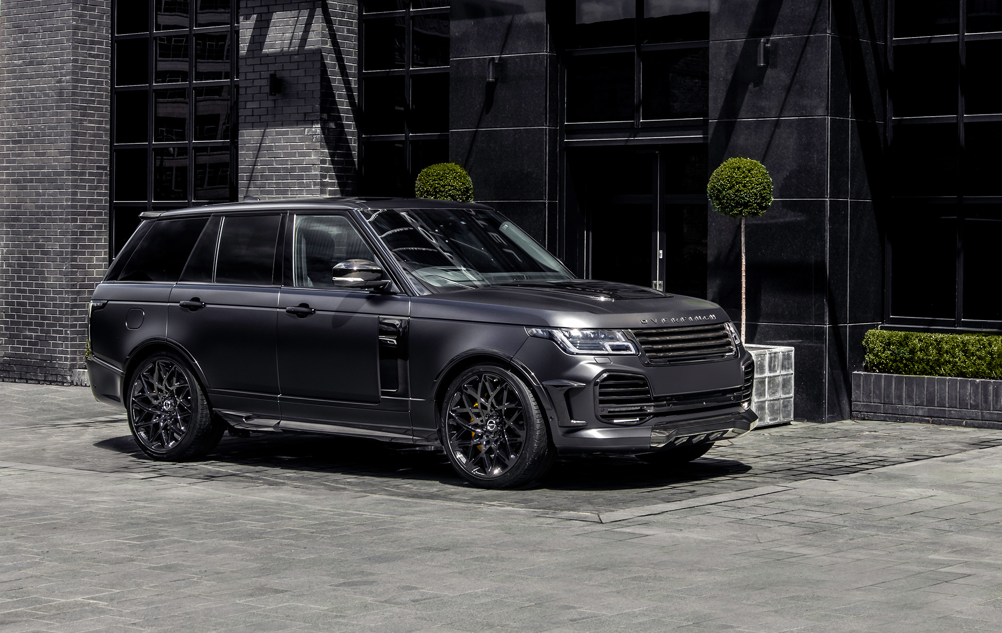 Overfinch - The Ultimate Expression of the Range Rover Icon