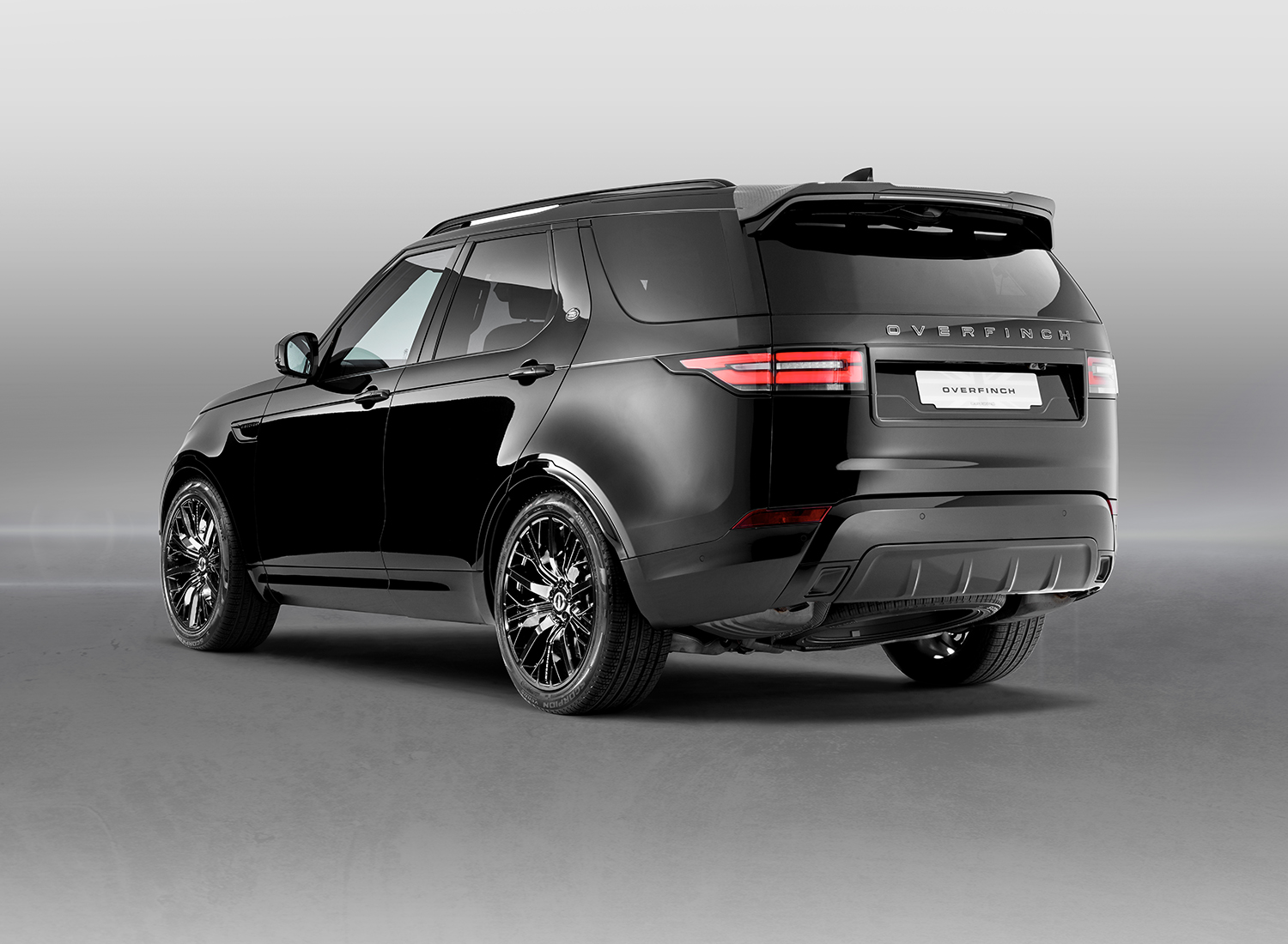 Land Rover Discovery Redefined By Overfinch