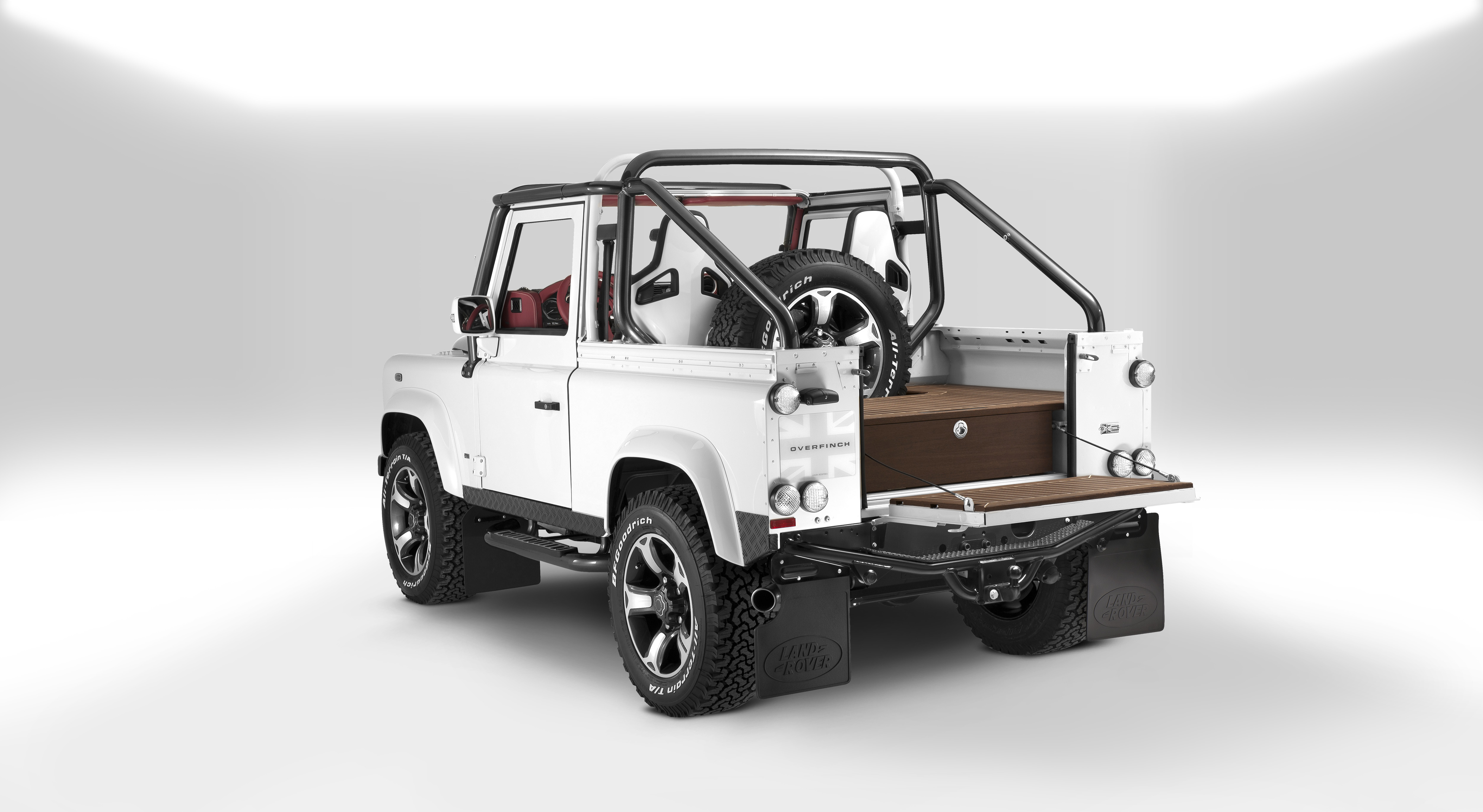 land by edition anniversary defender custom dashboard rover designfather father design landrover the overfinch