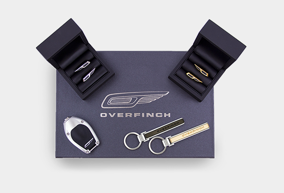 Overfinch Merchandise