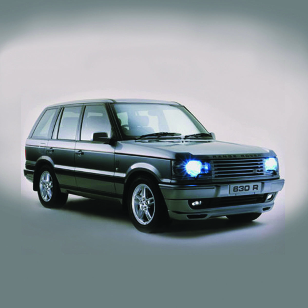History Overfinch Range Rover P 38 Engine Diagrams A Quarter Century Of High Performance Rovers