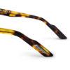 Overfinch Kirk Originals Sunglasses detail of blade logo