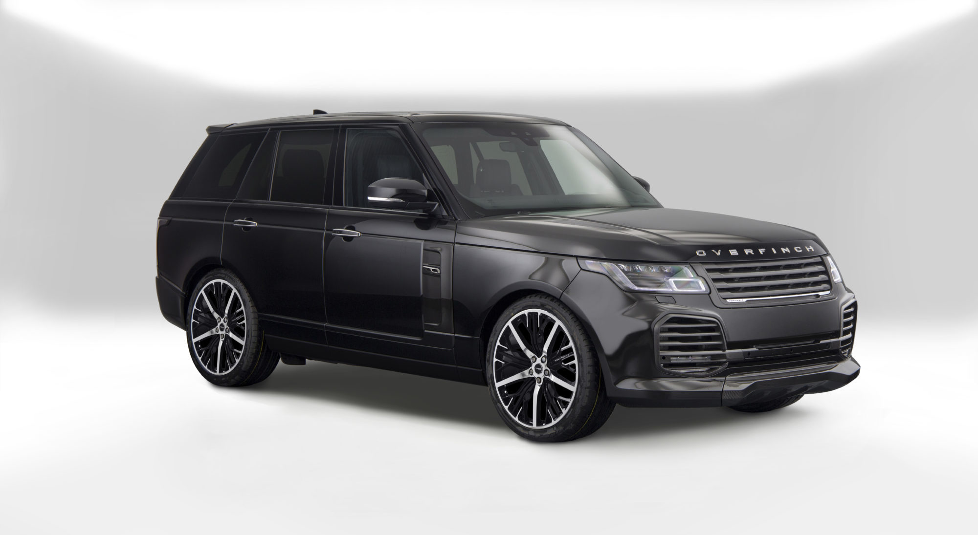 Range Rover Redefined By Overfinch The Art Of Bespoke