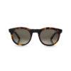 Overfinch Kirk Originals Sunglasses front view tortoiseshell