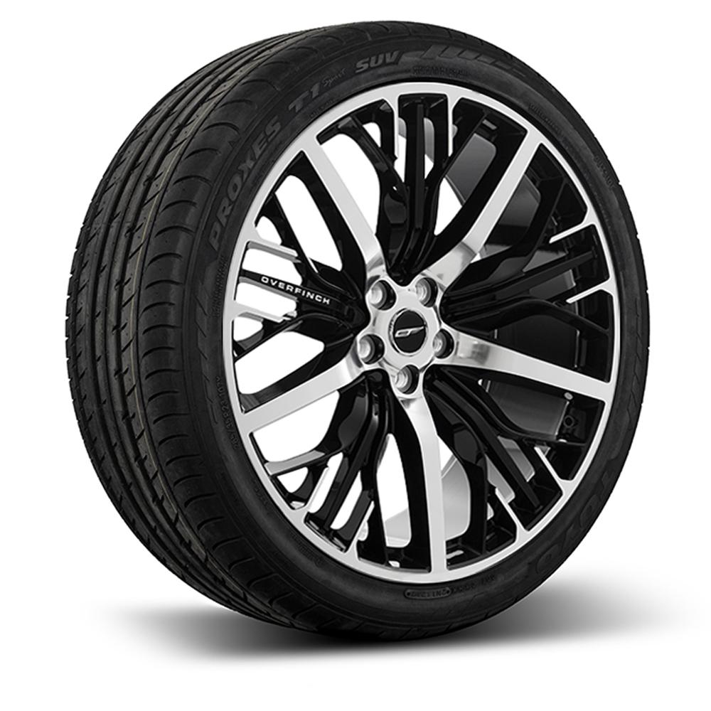 Overfinch alloy wheel