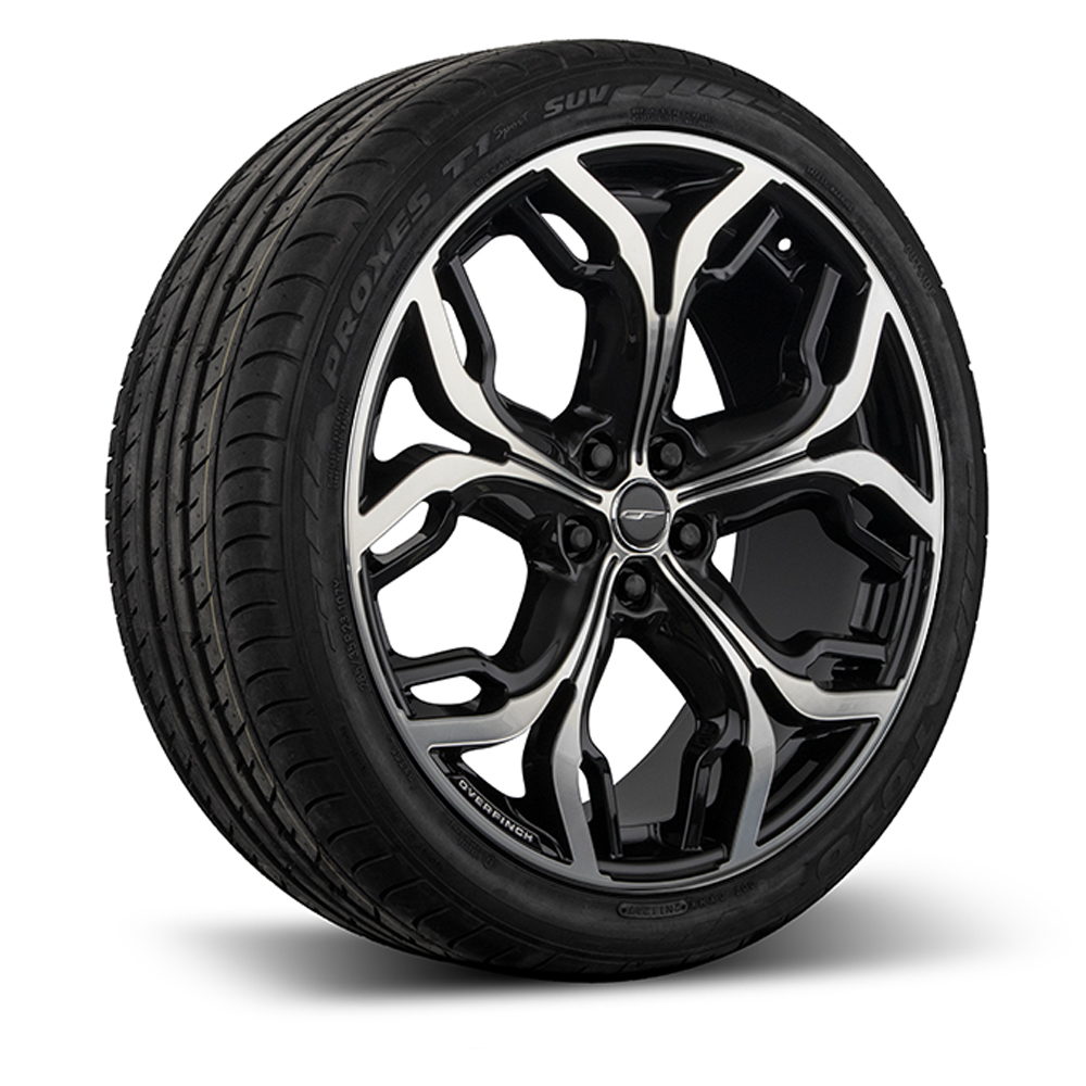 Overfinch Orca Alloy Wheels